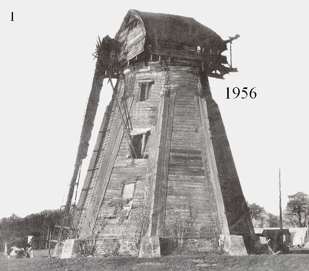 Lacey Green Windmill 1950's