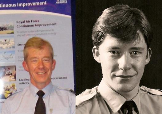Squadron Leader Ian Ward