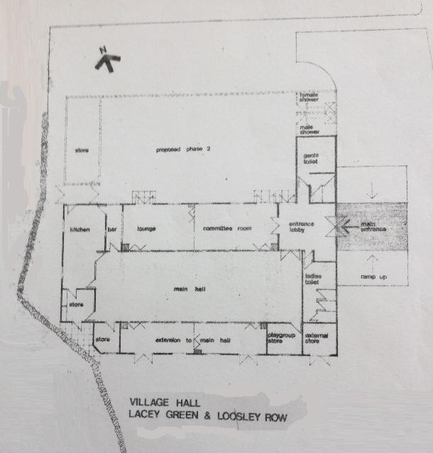 Village Hall Plan 71