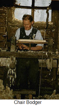 Chair bodger