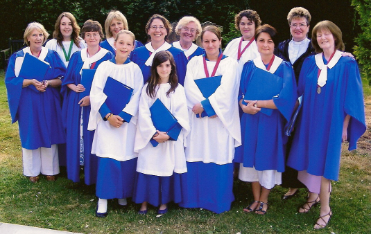 St John's Church Choir 2009