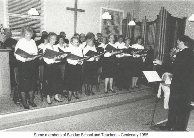 Lacey Green Singers 1990