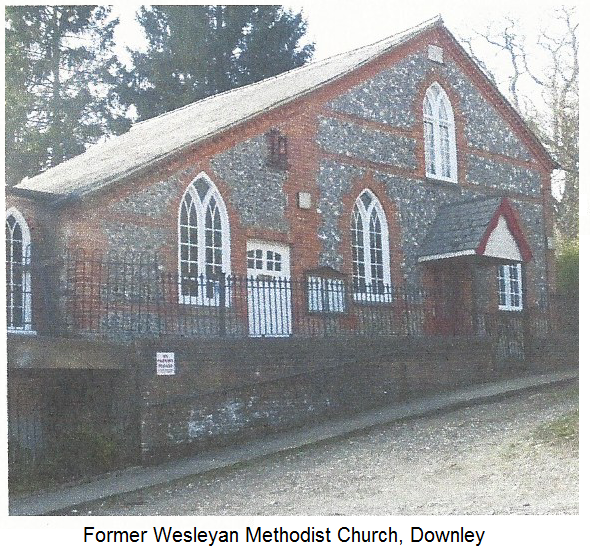 Former Methodist Chapel Downley