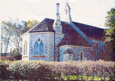 St John's, Lacey Green