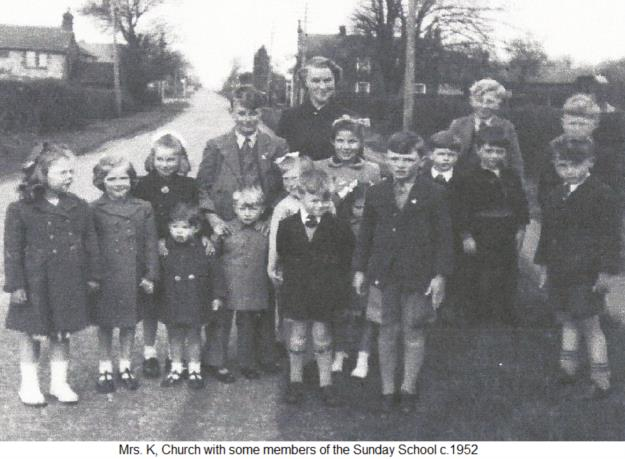 Sunday outing 1952