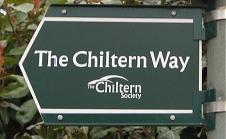 Chiltern Way sign